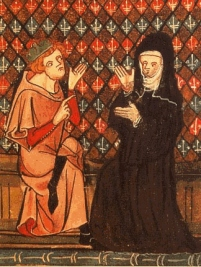 Peter Abelard with Heloise . . . don't ask